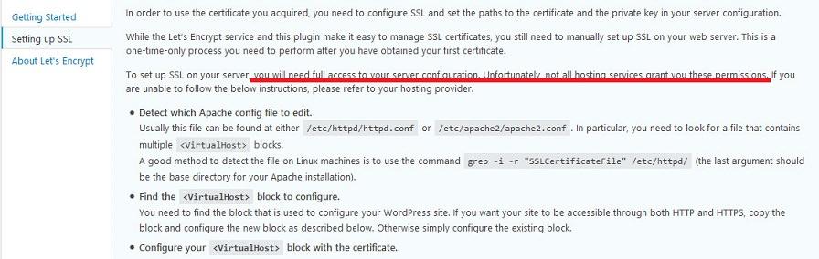 WP Encrypt SSL化手順9