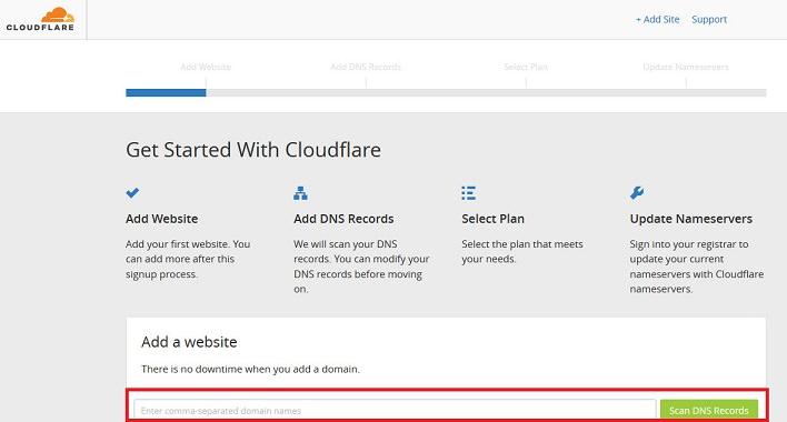 CloudflareSSL手順2